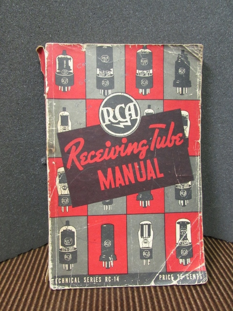RCA RC-14 data book