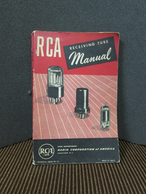 RCA RC-15 data book