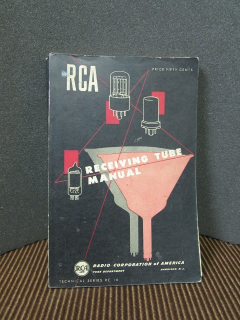 RCA RC-16 data book