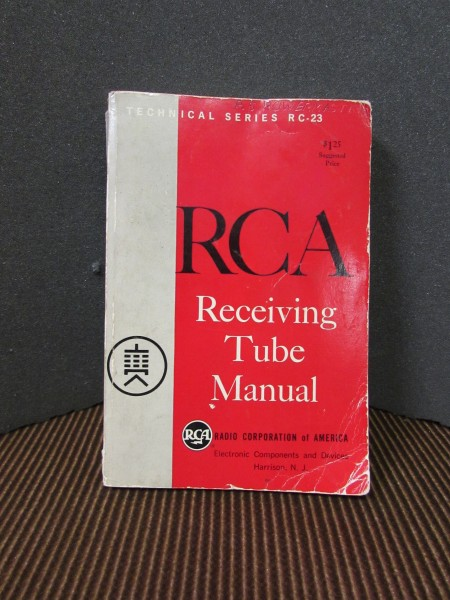 RCA RC-23 data book